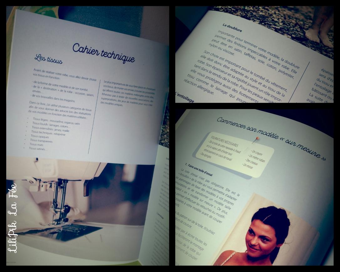 Livre 1 Ambassadrice CreaPassions Je crée mes robes noires {Créa'tures La Baule}